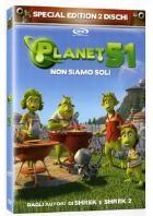 La copertina di Planet 51 - Edizione speciale (dvd)