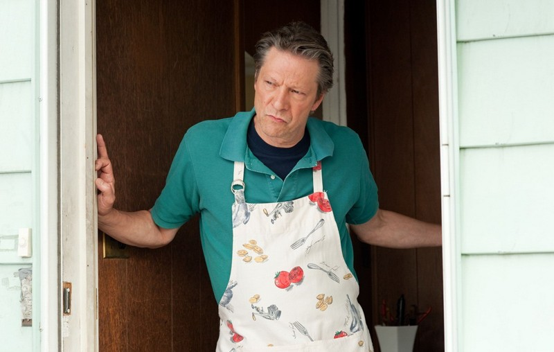 Chris Cooper in una scena del film Remember Me