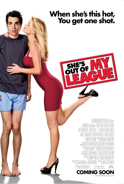 Nuovo poster per She's Out of My League