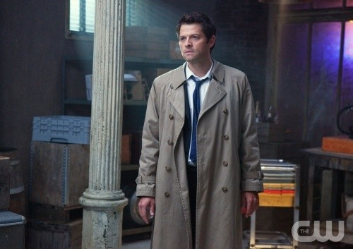 Supernatural: Misha Collins nell'episodio My Bloody Valentine