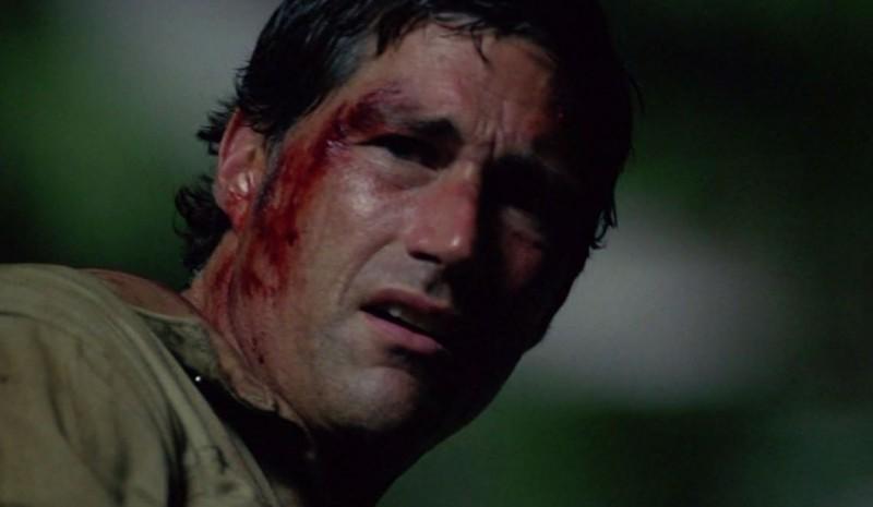 Matthew Fox in una scena di LAX: Part 1 dalla sesta stagione di Lost