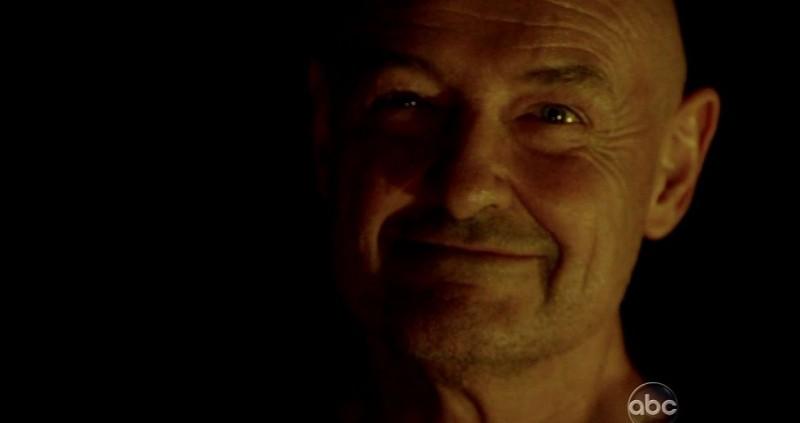 Terry O'Quinn in una scena di LAX: Part 1 dalla sesta stagione di Lost