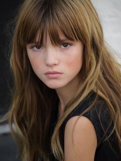 Un ritratto di Bella Thorne.