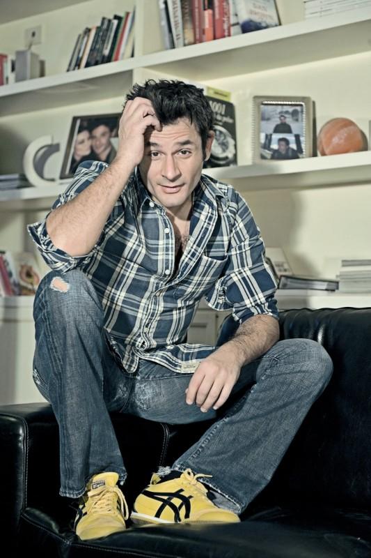 Una foto dell'attore Gianluca De Marchi