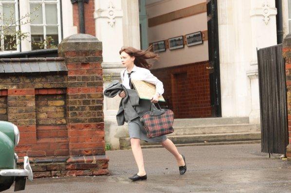 Carey Mulligan, protagonista del film An Education