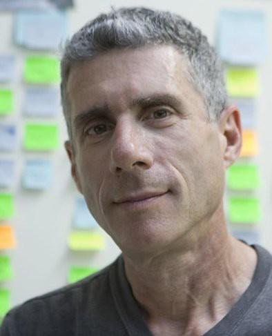 Il regista Jeffrey Friedman