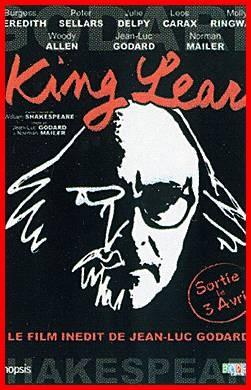 La locandina di King Lear