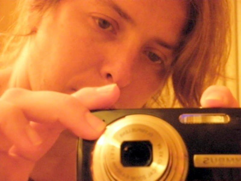 La regista Natalia Smirnoff