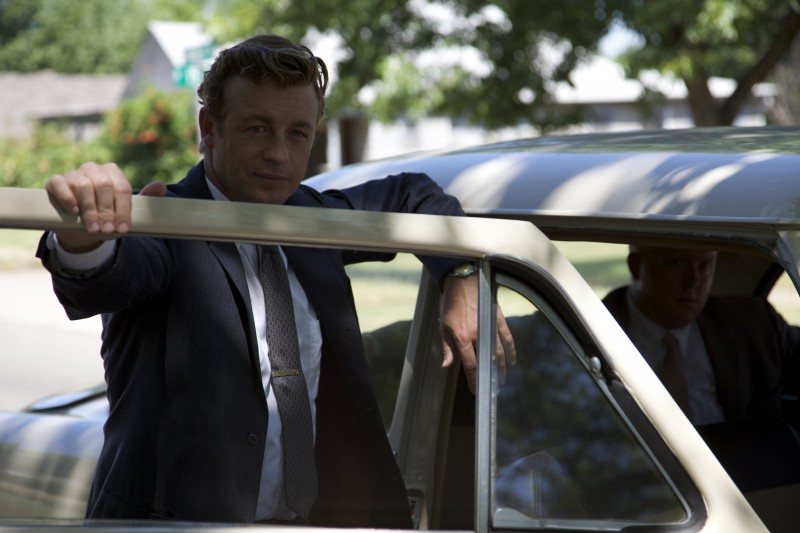 Simon Baker nel film The Killer Inside Me di Michael Winterbottom