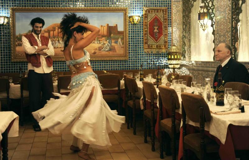 Un'immagine tratta dal film Il concerto