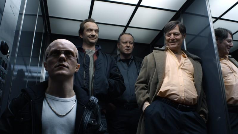 Una scena del film norvegese 'A Somewhat Gentle Man'