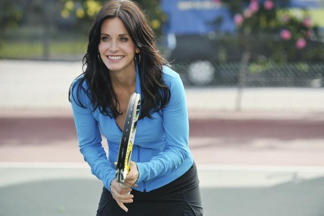Cougar Town: Courteney Cox nell'episodio All the Wrong Reasons