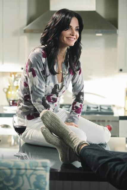 Cougar Town: Courteney Cox nell'episodio Stop Dragging My Heart Around