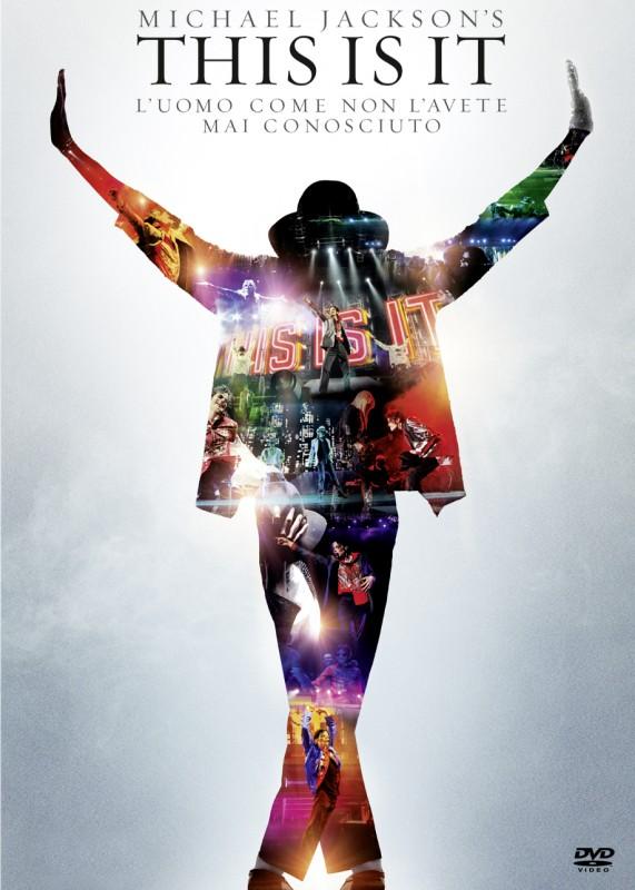La copertina di This is it (dvd)