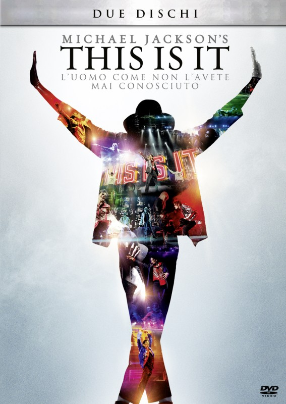 La copertina di This Is It - Special Edition (dvd)