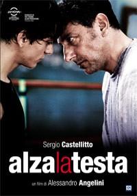 La copertina di Alza la testa (dvd)
