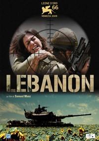 La copertina di Lebanon (dvd)