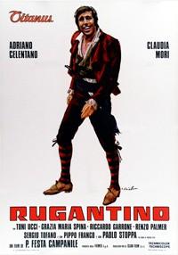La copertina di Rugantino (dvd)