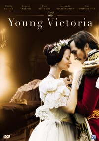 La copertina di The Young Victoria (dvd)