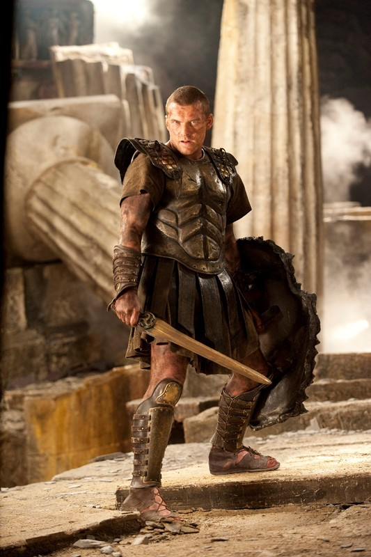 Sam Worthington interpreta Perseo nel film di Louis Leterrier: Clash of the Titans
