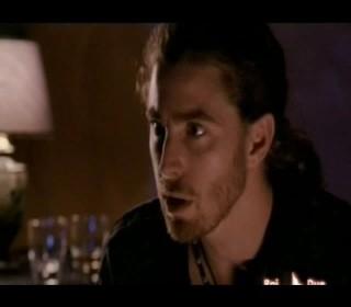 Adriano Braidotti in una sequenza di Nebbie e delitti.