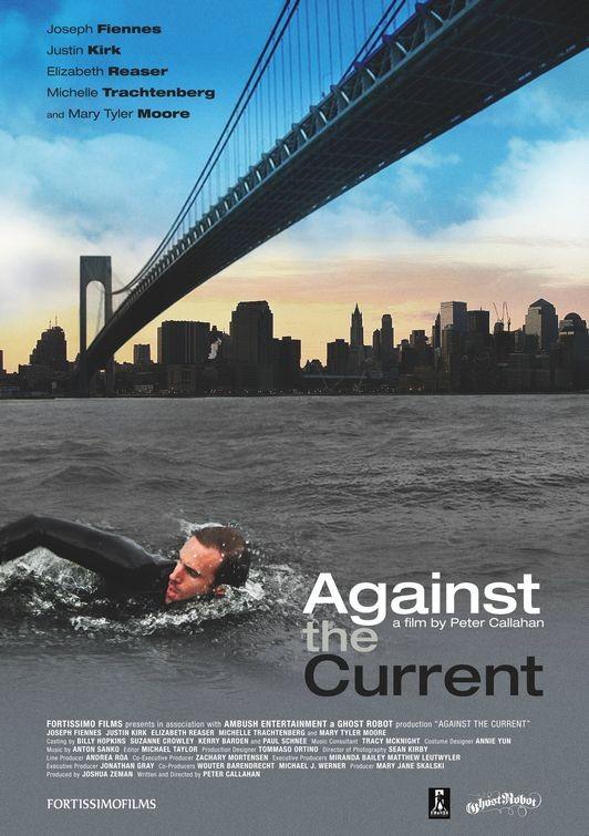La locandina di Against the Current