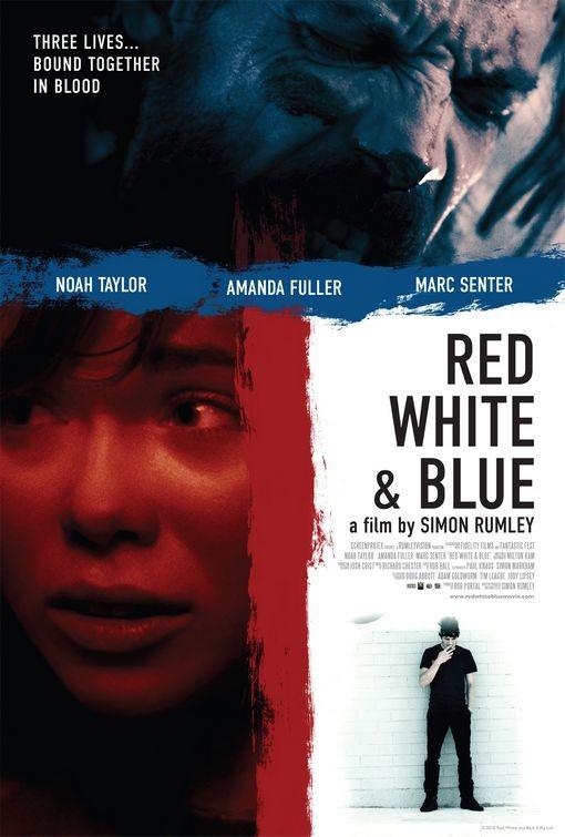 La locandina di Red White & Blue