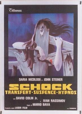 Locandina del film Shock ( 1977 )