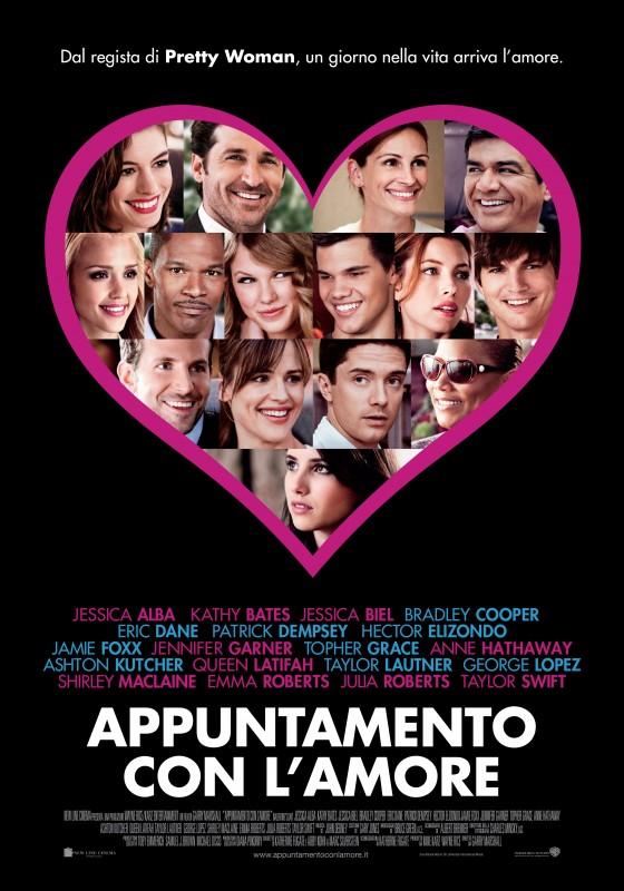 Poster italiano della commedia Appuntamento con l'amore