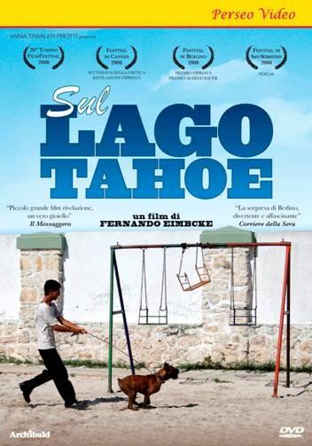 La copertina di Sul lago Tahoe (dvd)