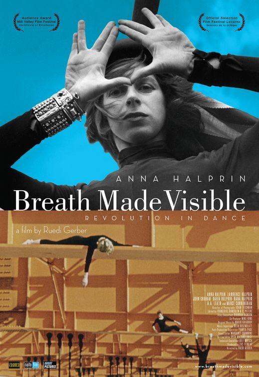 La locandina di Breath Made Visible: Anna Halprin