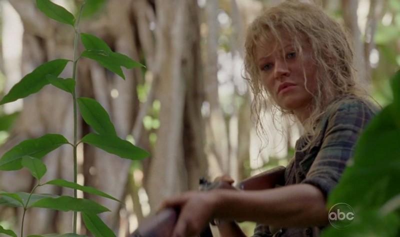 Emilie de Ravin in una scena tratta da What Kate Does, dalla sesta stagione di Lost