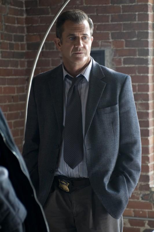 Mel Gibson in un'immagine del thriller Fuori controllo
