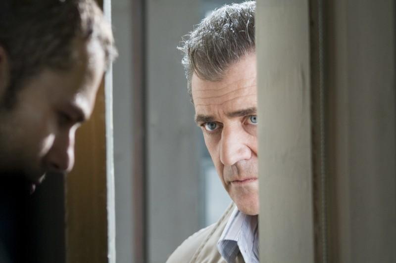 Mel Gibson in un'immagine tratta dal film Fuori controllo