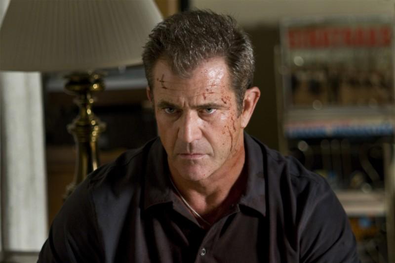 Mel Gibson, protagonista del film Fuori controllo