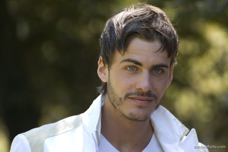 Una foto di Raniero Monaco di Lapio, ex-star del Grande Fratello
