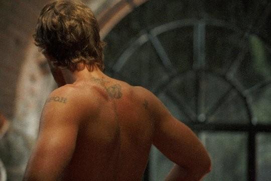 Una foto di Raniero Monaco di Lapio, visto di spalle