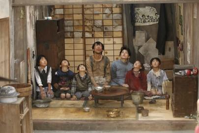 Una scena di Kanikôsen
