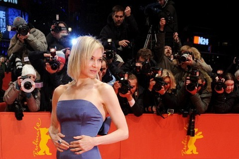 Berlinale 2010: la giurata Reneé Zellwegger sul red carpet