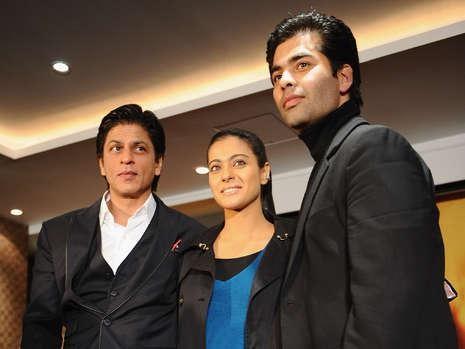 Berlinale 2010: Shahrukh Khan, Kajol e Karan Johar presentano My Name is Khan