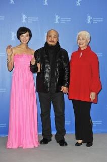 Berlinale 2010: Wang Quanan, Lisa Lu e Monica Mo presentano Apart Together
