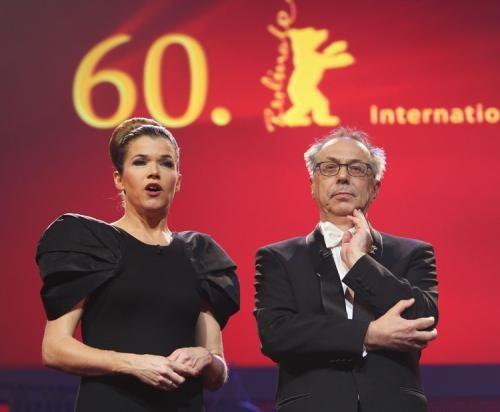 Berlino 2010: Anke Engelke e Dieter Kosslick