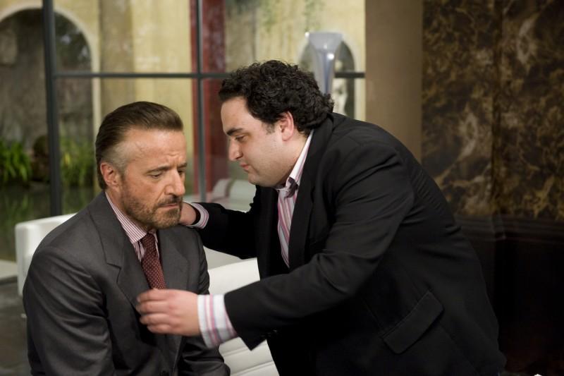 Christian De Sica e Nicola Nocella nel dramma Il figlio più piccolo di Pupi Avati