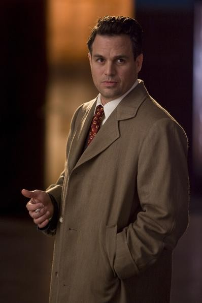 Mark Ruffalo in una sequenza di Shutter Island