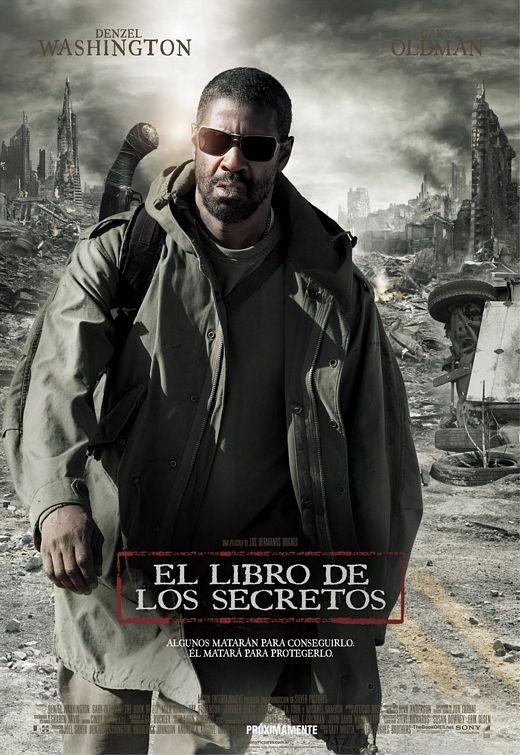 Poster argentino per Codice Genesi