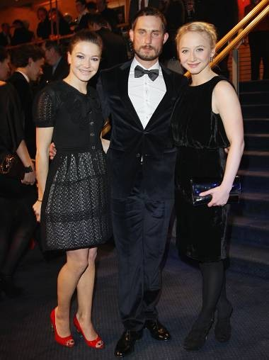 Berlinale 2010: Hannah Herzsprung, Clemens Schick e Anna Maria Mühe