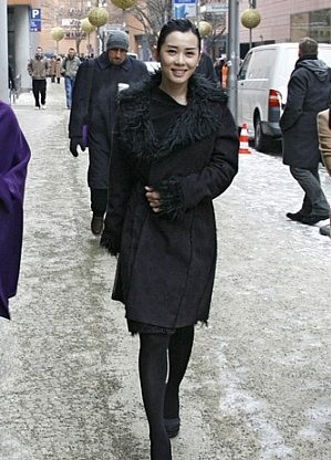 Berlinale 2010: la giurata Yu Nan