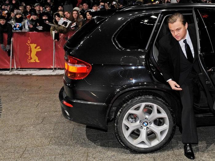 Berlinale 2010: Leonardo DiCaprio interprete di Shutter Island, arriva sul red carpet