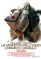 La copertina di La vendetta dell'uomo chiamato cavallo (dvd)