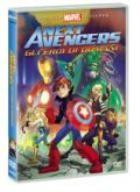 La copertina di Next Avengers - Gli eroi di domani (dvd)